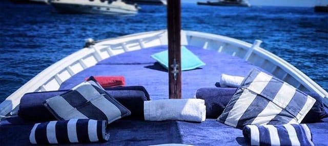 private boat capri tour