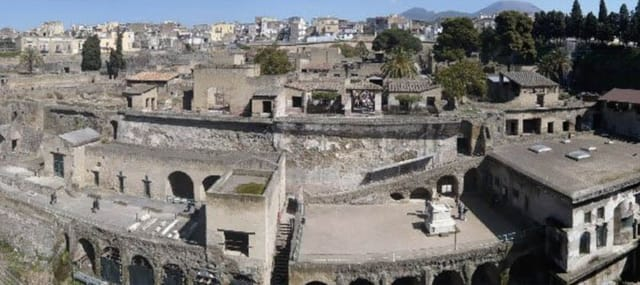 Herculaneum Guided Tour