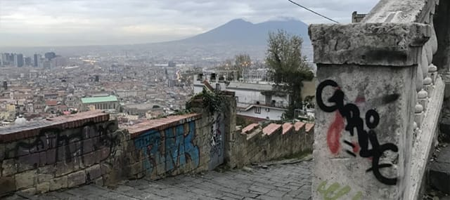 Naples Walking Tour