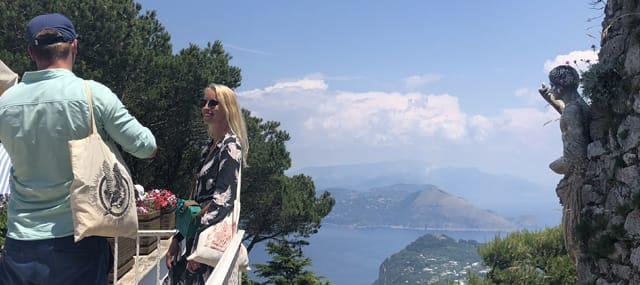 private capri tour